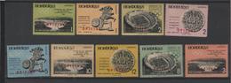 HONDURAS  1965  Complete Set **MNH   Ref. 6750 W - Honduras
