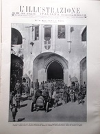 L'illustrazione Italiana 23 Giugno 1912 Rodi Battaglia A Zanzur Lebda Ambrosiano - Libri, Riviste, Fumetti