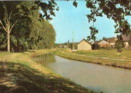 2387 -  Blancafort - Les Bords Du Canal - Frankrijk