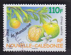 Fruits Tropicaux. Mandarine YT 1043 - Usados