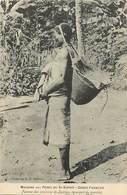 Pays Div-ref R717-congo Francais -femme Des Environs De Loango -missions Des Peres Du St Esprit - - Congo Français - Autres