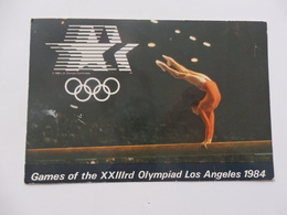 Games Of The XXIIIrd Olympiad Los Angeles 1984. - Los Angeles