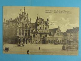 Malines Hôtel De Ville Et Musée - Malines