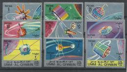 UMM AL QIWAIN YVERT 60/68    MNH  ** - Umm Al-Qiwain