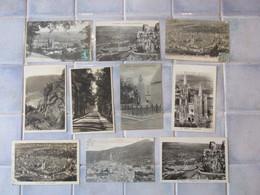 Lot De 15 Cpa Carte Postale Ancienne  - Mende Allee Piencourt Vue Generale Mont Mimat Cathedrale Pont Notre Dame  Ect - Mende