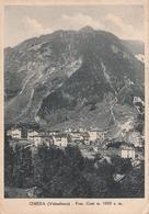 Cartolina - Postcard /   Viaggiata -  Sent - Gran Formato -  Chiesa, Frazione Costi - Autres Villes