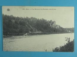 Beez La Meuse Et Les Roches Vers Lives - Namur
