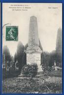 ILE BOUCHARD    Monument élevé à La Mémoire Du Capitaine Gratien     écrite En 1909 - L'Île-Bouchard