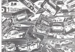 KAT343 Porsche Modell Club, Bestellinfo Für Gruppe C Passepartout, 16 Seiten - Littérature & DVD