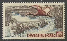 CAMEROUN 1953 - YT PA 43** - Cameroun (1915-1959)