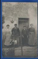 COURBEVOIE  Photo D'une Famille  Photographe: Chamussy  25 Rue De Paris Courbevoie - Courbevoie