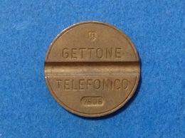 1975 ITALIA TOKEN GETTONE TELEFONICO SIP USATO 7506 - Italia