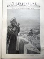 L'illustrazione Italiana 21 Luglio 1912 Olimpiadi Stoccolma Egeo Misrata Muezzin - Libri, Riviste, Fumetti