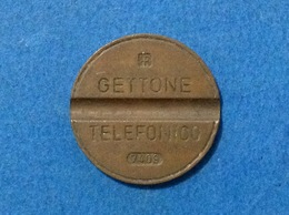 1974 ITALIA TOKEN GETTONE TELEFONICO SIP USATO 7409 - Italia