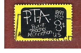 STATI UNITI (U.S.A.) - SG 1468   - 1972  PTA PARENT TEACHER ASSOCIATION  - USED - Stati Uniti