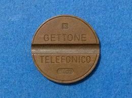 1974 ITALIA TOKEN GETTONE TELEFONICO SIP USATO 7407 - Italia