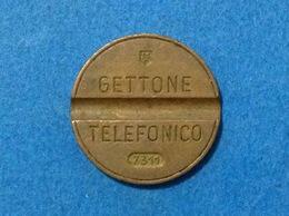1973 ITALIA TOKEN GETTONE TELEFONICO SIP USATO 7311 - Italia