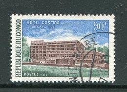 CONGO- Y&T N°250- Oblitéré - Congo - Brazzaville