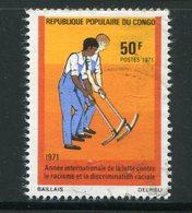CONGO- Y&T N°308- Oblitéré - Congo - Brazzaville