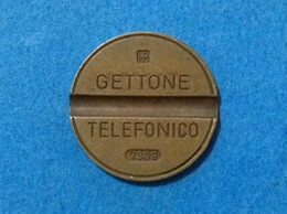 1973 ITALIA TOKEN GETTONE TELEFONICO SIP USATO 7309 - Altri