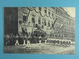 Letzte Grosse Bergparade Am 6. April 1905, Bergzimmerlinge - Mines