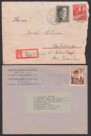 Zolkiew Ukraine  Generalgouvernement 1942, Ganzsache R-Brief - 2 Gr. Brief Krakau Krakiw Ukrainischer Verlag - Besetzungen 1938-45