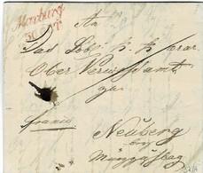 1840, Marburg, Rot, Selten! Krain  , Slovenija !   , #9215 - Autriche