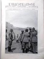 L'illustrazione Italiana 11 Agosto 1912 Zuara Corsica Cos Calimno Ascari Itala - Libri, Riviste, Fumetti
