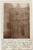 86 POITIERS CARTE PHOTO VUE PRISE DE MA CHAMBRE - Poitiers