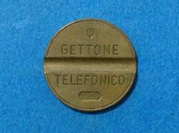 1972 ITALIA TOKEN GETTONE TELEFONICO SIP USATO 7204 - Altri