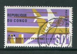 CONGO- P.A Y&T N°44- Oblitéré - Congo - Brazzaville