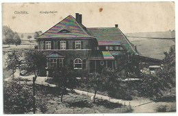 Allemagne  - Saxe - Bresden - Gorbitz - Kinderheim - Dresden