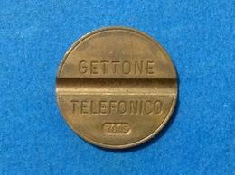 1970 ITALIA TOKEN GETTONE TELEFONICO SIP USATO 7005 - Italia