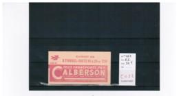 C022 - Carnet 1263 - C1 - Carnets