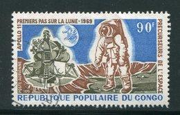 CONGO- P.A Y&T N°104- Oblitéré (espace) - Congo - Brazzaville