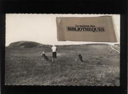 35 Saint Briac Le Dinard Golf édit. Du Moulin N° 6 Golfeuse Voir état - Saint-Briac