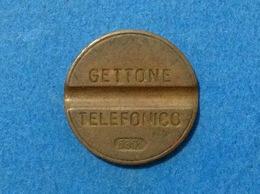 1968 ITALIA TOKEN GETTONE TELEFONICO SIP USATO 6801 - Italia