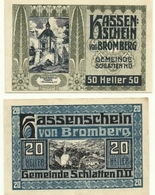 1920 - Austria - Bromberg Notgeld N85 - Austria