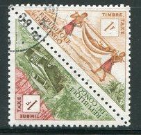 CONGO- Taxe Y&T N°36 Et 37- Oblitérés - Oblitérés