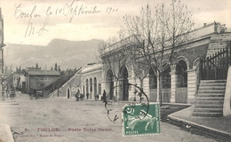 CPA Toulon, Porte Notre Dame - Toulon