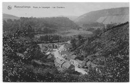 REMOUCHAMPS : Route De Louveigné - Les Chantoirs - Aywaille