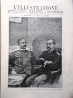 L'illustrazione Italiana 8 Settembre 1912 Balcani Monaldi Cruciani Corsica Derna - Libri, Riviste, Fumetti