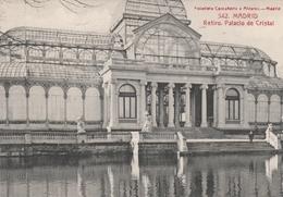 ESPAGNE MADRID - PALACIO DE CRISTAL En 1913 - Madrid