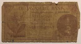 De Javasche Bank - Vijftig Cent - 1948 - Indes Néerlandaises