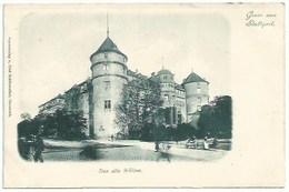 Allemagne  - Bade-Wurtemberg - Stuttgart - - Stuttgart