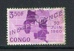 CONGO- Y&T N°377- Oblitéré - République Du Congo (1960-64)