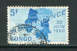 CONGO- Y&T N°378- Oblitéré - République Du Congo (1960-64)