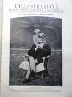 L'illustrazione Italiana 15 Settembre 1912 Bengasi Zuara Montenegro Genova Arti - Libri, Riviste, Fumetti