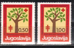Yugoslavia,TBC 1977.,MNH - Ungebraucht