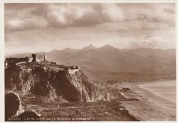 Cartolina - Postcard / Non  Viaggiata -  Not Sent - Gran Formato -  Milazzo, L'Etna - Italie